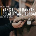 Paradox of Choice | Apakah pilihan yang lebih banyak selalu yang terbaik?
