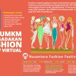 300 UMKM Mengadakan Fashion Show Virtual