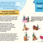 Kualitas Wine Vibe Liqueur and Spirits di Pasar Internasional